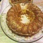 Fluffy Honey Orange Cake