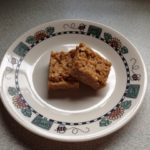 Peanut Butter Honey Bars